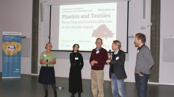 Faering Textile recycling consultancy research