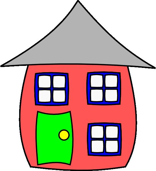 tiny cartoon house