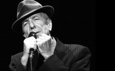 Leonard Cohen death songs singing