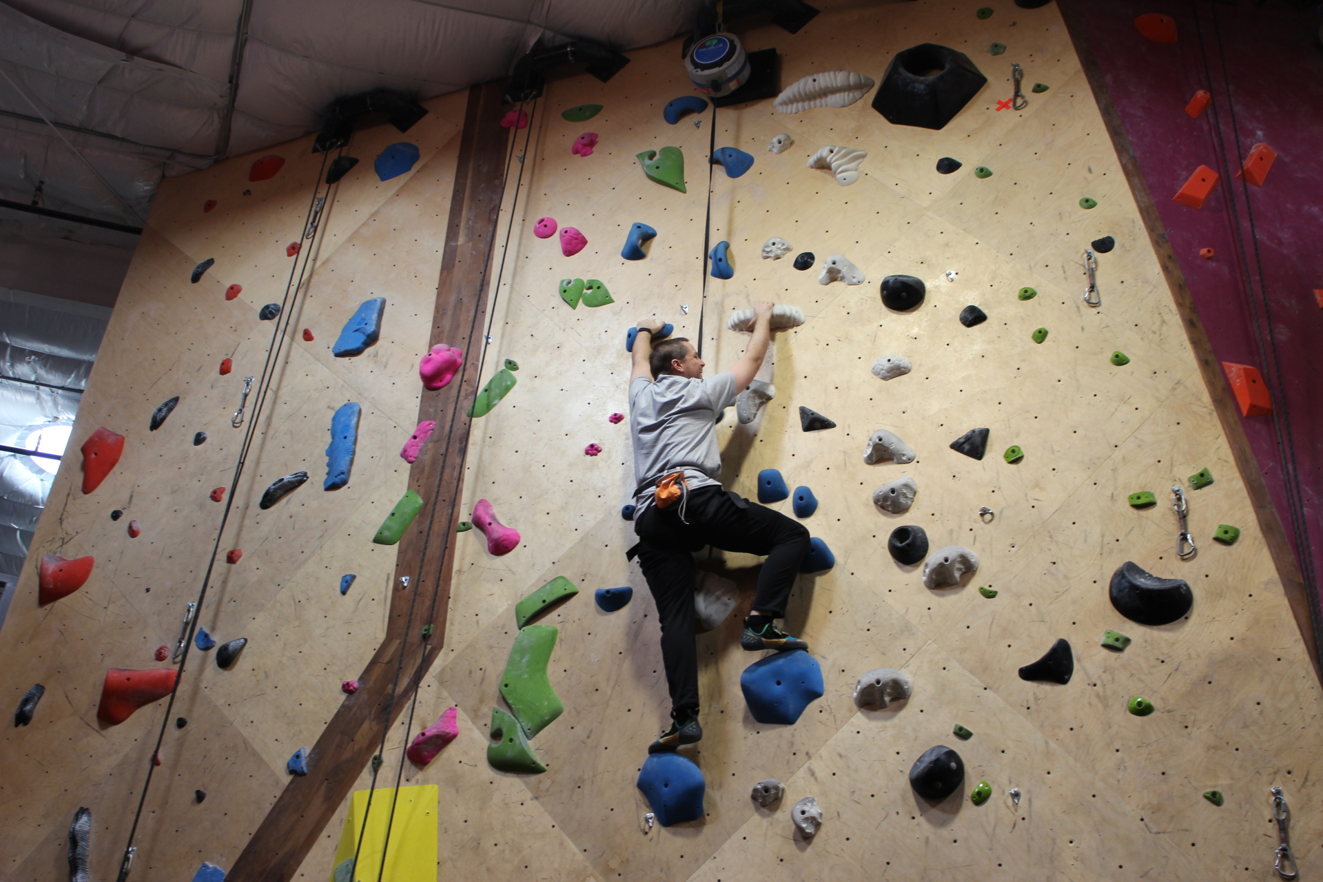 Aging Is Cool goes Rock Climbing!