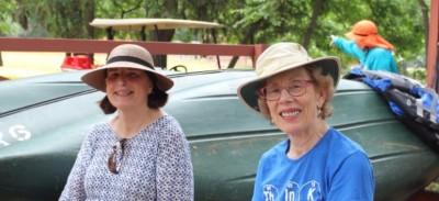 John Knox Ranch, Camp Meraki, Wimberley, canoe