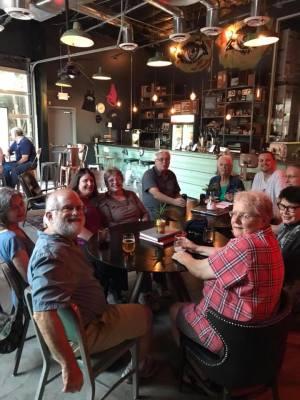 Infinite Monkey theorem, Stay social, active seniors