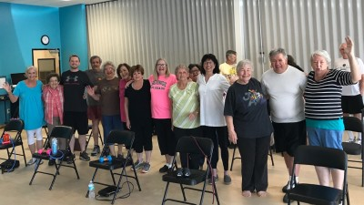 senior fitness, aging is cool, membership