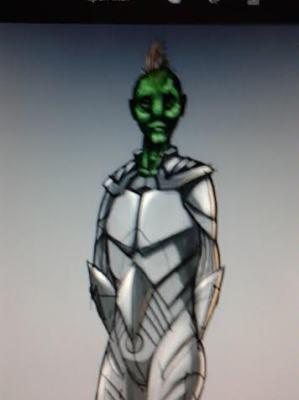 Rish's Uniform