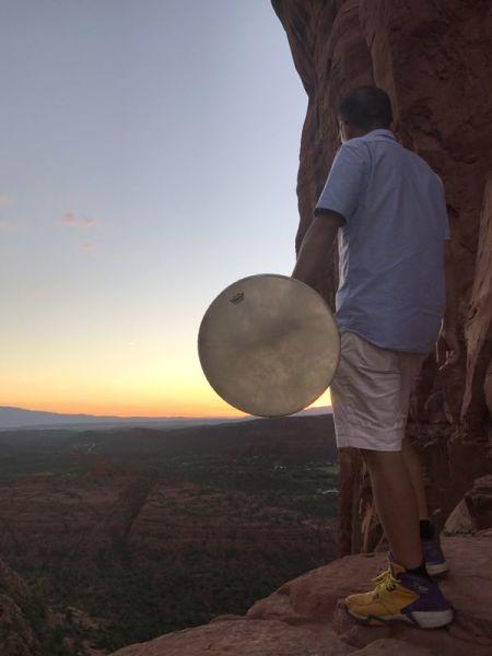 带鼓参加满月仪式必须的