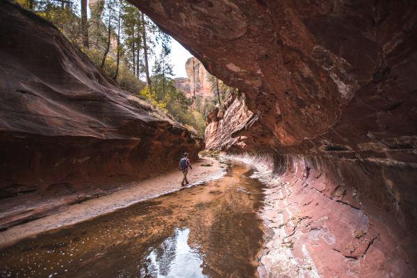 橡树溪峡谷-一个可以自愈的地方