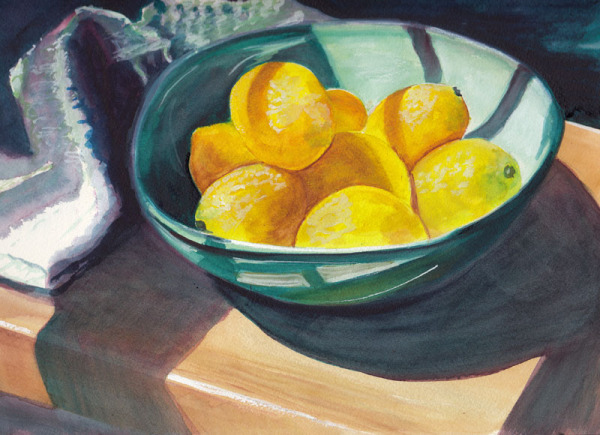 Lemons Still Life copy