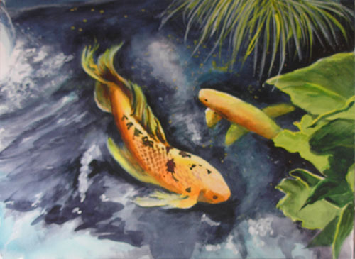 Koi Pond copy
