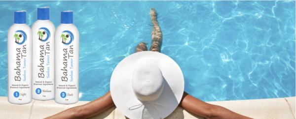 Bahama Tan Sunless Tanning Lotion