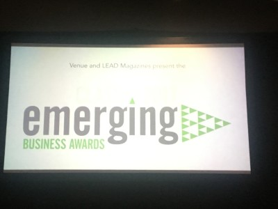 Vora Ventures Presented with the 2017 Emerging  Business Award by Lead Magazine