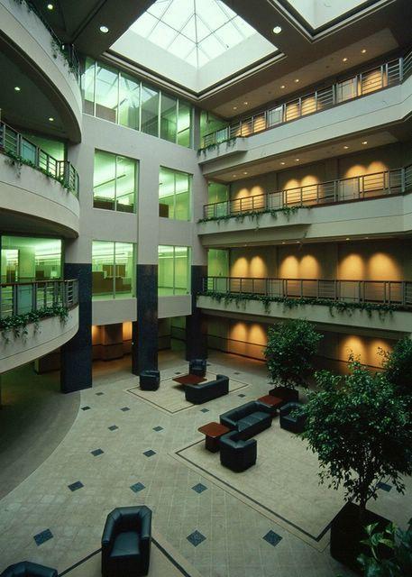 Vora Technology Park Atrium #2
