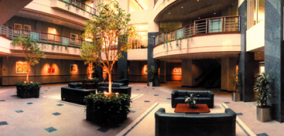 Vora Technology Park Building Interior