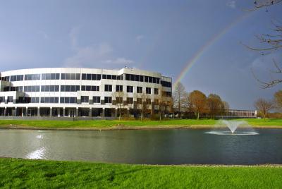 Vora Technology Park Building Exterior #1