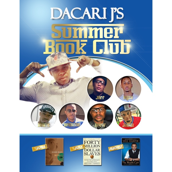 Dacari J's Summer Book Club
