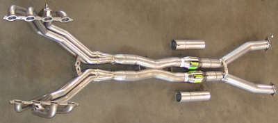 American Racing Headers