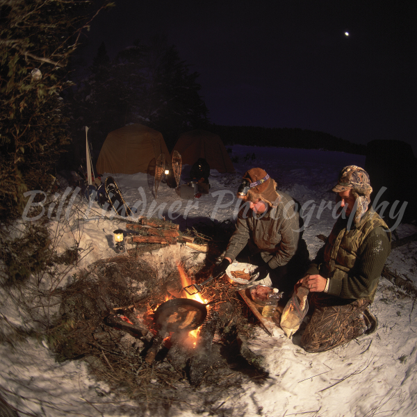 Cooking-Snow-