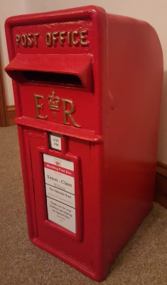 The Red Classic Royal Mail ER is here!