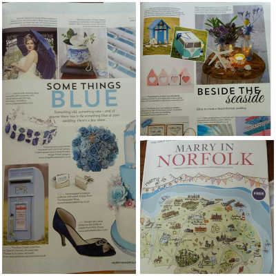 Check us out in 'Marry in Norfolk' Magazine