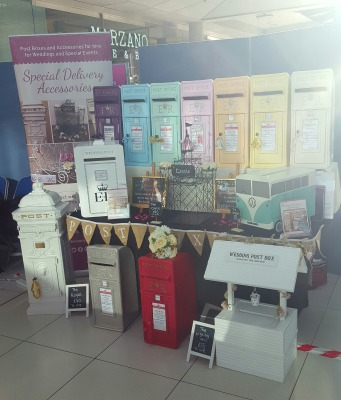 Fantastico Wedding Fair at the Forum, Norwich