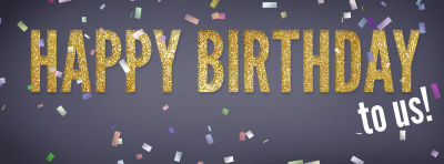 Its our first Birthday!
