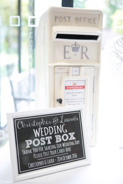 #Weddingpostbox #weddinghire #postboxhire #ivorypostbox #royalmailpostbox #personalisedpostbox