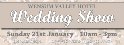 Wensum Valley Hotel Wedding Show - 21st January 2018