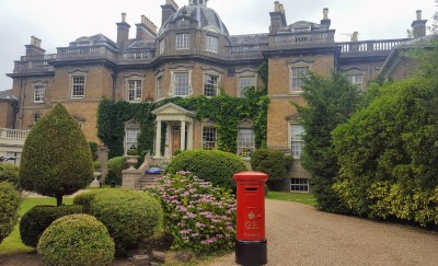 Big Red Pillar Box Offer