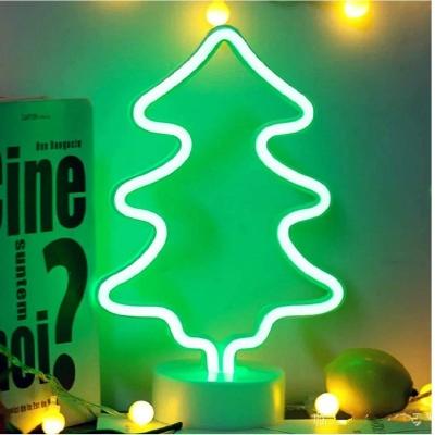 Christmas Tree Neon Light