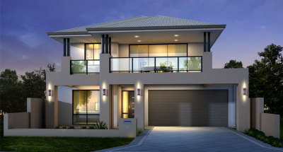 Double storey build|townhouses|Melbourne