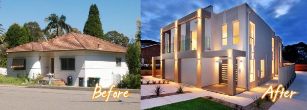 Knock down re-build builder|melbourne