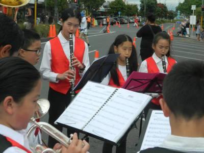 Cadet Band Panmure Christmas (2014)