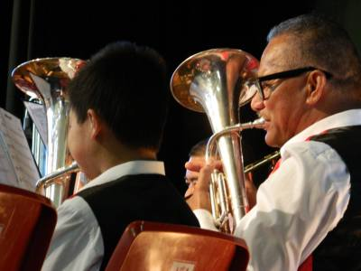 Matamata Brass Music festival (2014)