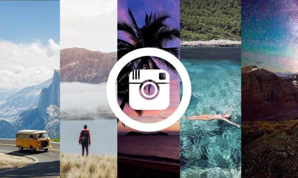 Top 5 Travel Instagram Accounts