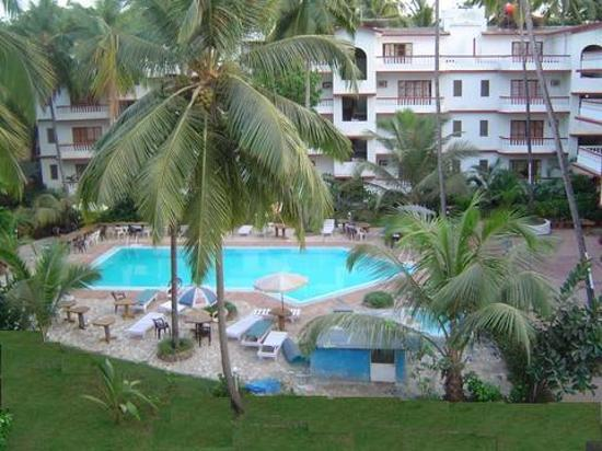 Resort Mello Rosa - Baga - Arpora- Goa