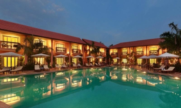 The Golden Crown Hotel & Spa Colva - Goa