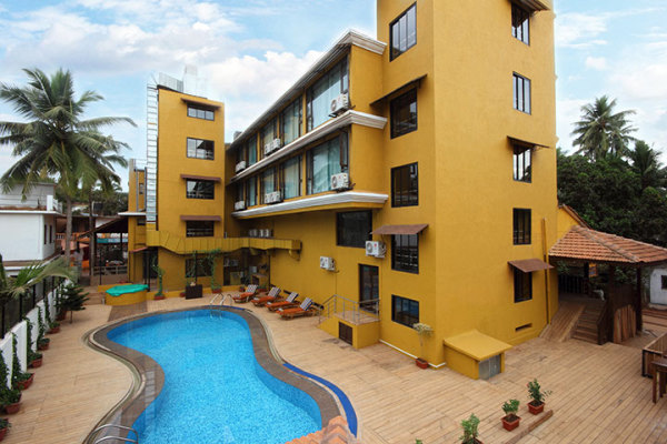 De Baga Deck Comfort, Baga - Goa