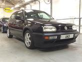 VW GOLF MK3 GTI 2.0 BLACK