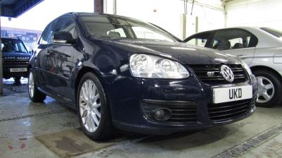 VW GOLF MK5 2.0 GT TDI BLUE 2007