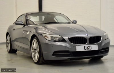 BMW Z4 S DRIVE 23I CONVERTIBLE GREY 2010