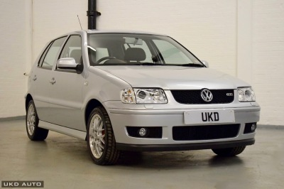 VW POLO GTI 6N2 1.6 5DR HATCHBACK 2001