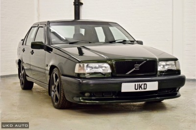 VOLVO 850 T5-R GREEN SALOON 1994