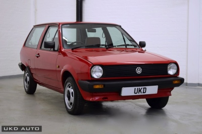 VW POLO MK2 BREADVAN 1.0 FOX 3DR RED