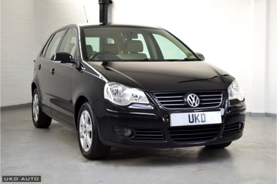 VW POLO 1.9 TDI 5DR BLACK 2005