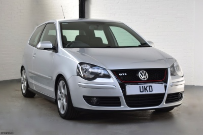 VW POLO GTI TURBO 1.8 2007 SILVER