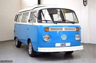 VW T2 CAMPER VAN DEVON CONVERSION 1971
