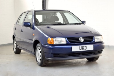 VW POLO 6N 1.4 1998 BLUE