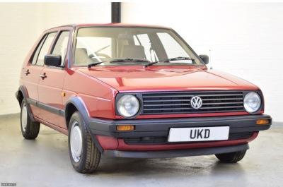 VW GOLF MK2 1.3 5DR 1987
