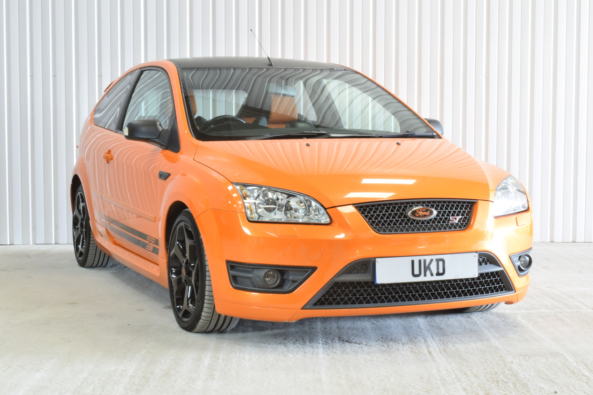 FORD FOCUS ST 3DR ORANGE 2006