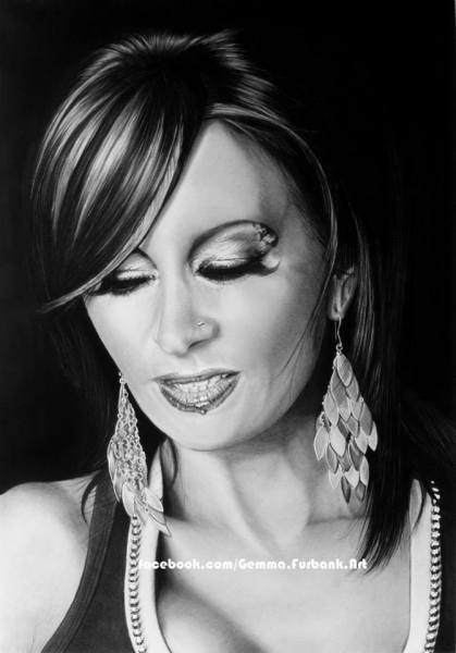 DJ Lisa Lashes.