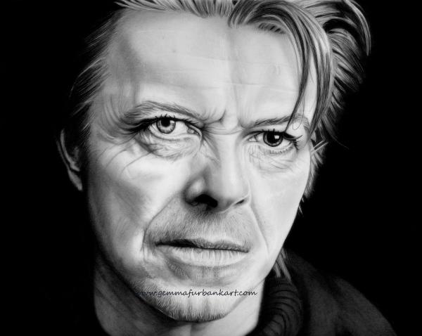 03. David Bowie - Ziggy stardust.